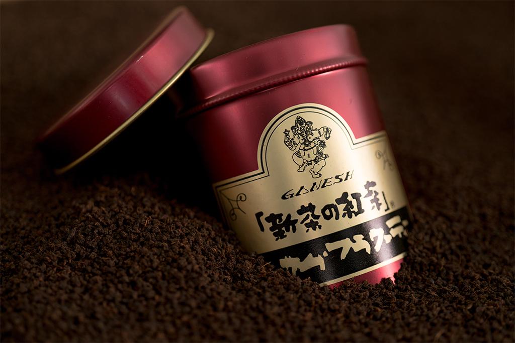『新茶の紅茶』アッサム・フラワーティー 通販完売間近です。