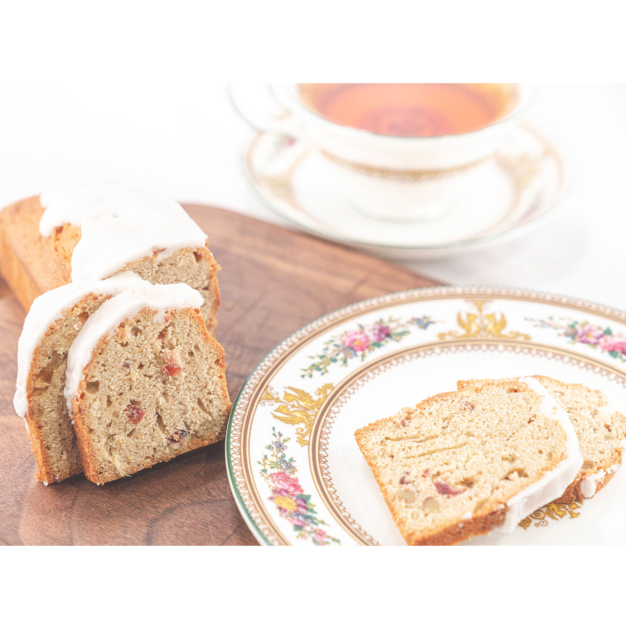 ヒマラヤンティースパイスケーキ